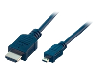 MCL Samar MC386 - câble HDMI - 2 m