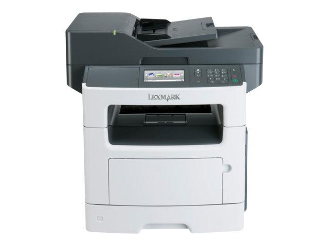 Image of Lexmark MX511de - multifunction printer ( B/W )