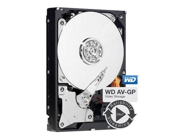 WD AV-GP WD5000AUDX