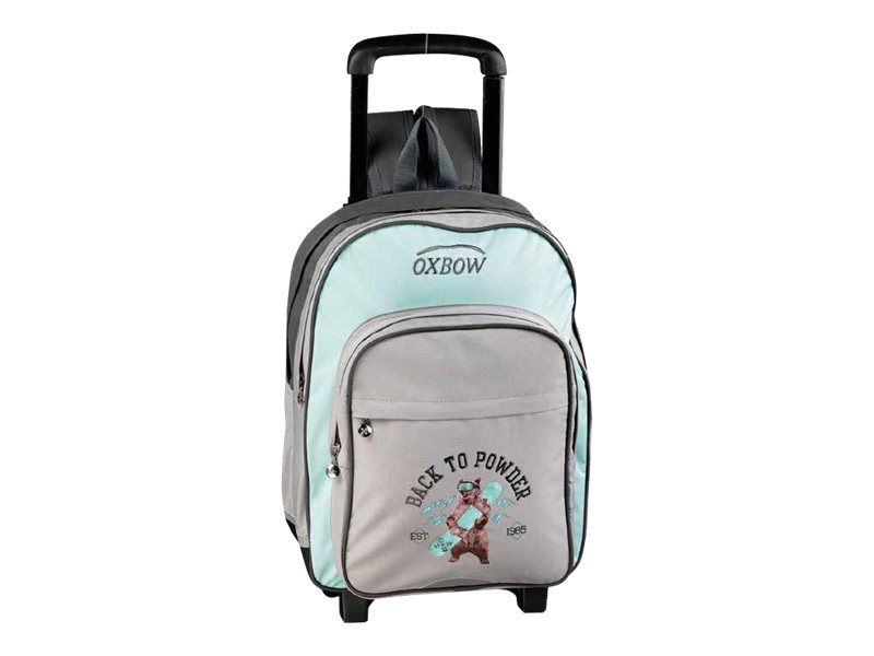 OXBOW Back to powder - cartable scolaire