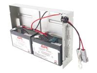 APC Replacement Battery Cartridge #22 - batterie d'onduleur - Acide de plomb