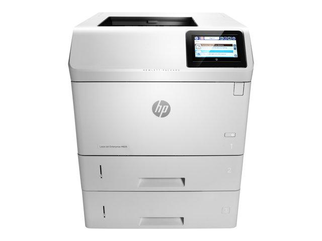 Image of HP LaserJet Enterprise M605x - printer - monochrome - laser