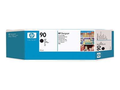 HP 90 xl - 775 ml - noir - originale - cartouche d'encre