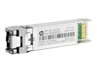HPE X132 - SFP+ transceiver module - 10 GigE - 10GBase-ER - LC single-mode - up to 24.9 miles - 1550 nm - remarketed - for HPE Aruba 2930F 24G 4SFP+, 2930F 48G 4SFP+, 2930F 48G PoE+ 4SFP+, 5406 zl