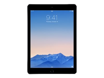 "Apple iPad Air 2 - Tablet - 16 GB - 9.7"" (2048 x 1536) - space gray - refurbished"