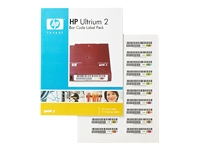 HP Ultrium 2 Bar Code Label Pack