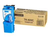 Kyocera Document Solutions  Cartouche toner TK-820C