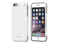 PureGear DualTek PRO - Carcasa trasera para teléfono móvil - plástico engomado