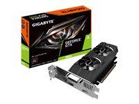 Gigabyte GeForce GTX 1650 OC Low Profile 4G - Overclocked Edition - tarjeta gráfica