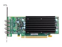 MATROX, C420-E2GBLAF PCIe x16 quad video card LP