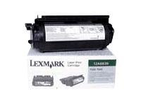 LEXMARK, Ink Cart/Black Prebate 20000sh