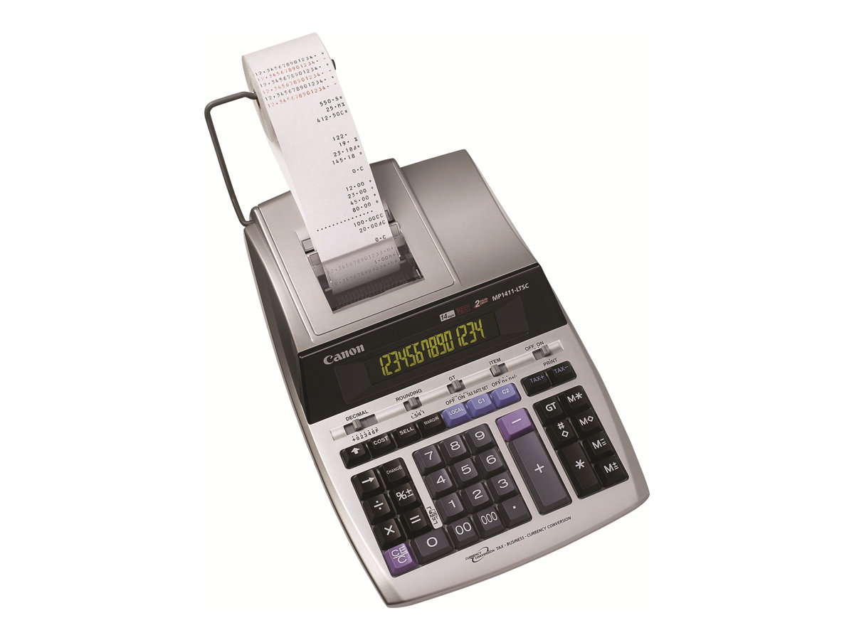 Canon MP1411-LTSC - calculatrice avec imprimante