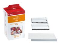 Canon RP-108 - 1 - kit cassette à ruban d'impression + papier