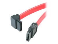 StarTech.com Câble Serial ATA (SATA) vers SATA à angle gauche 30 cm