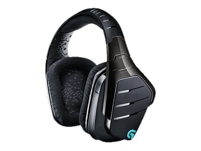 Logitech Gaming Headset G933 Artemis Spectrum - Headset system - 7.1 channel - full size - wireless