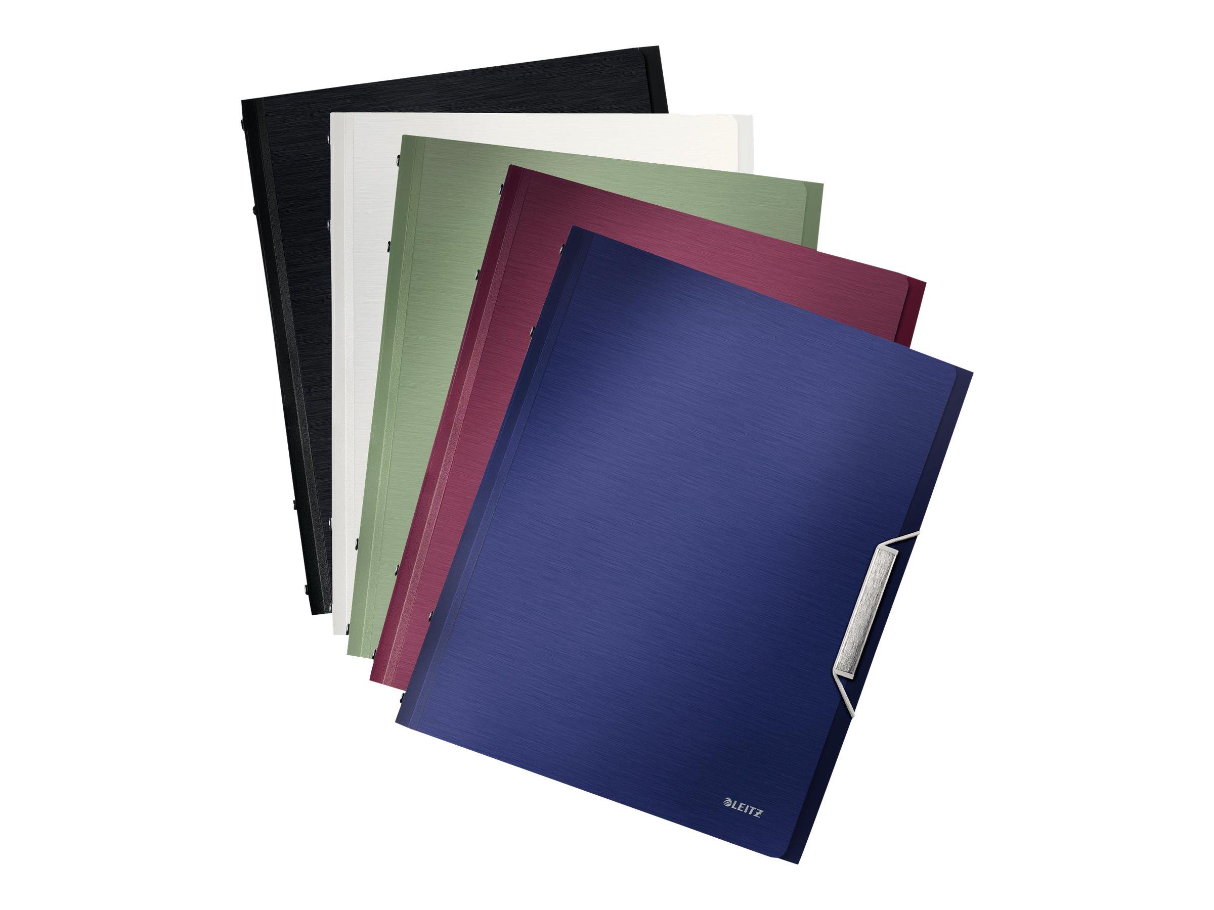 Leitz Style - Parapheur - 6 positions - A4 - pour 200 feuilles - disponible dans différentes couleurs