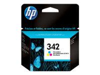 HP 342 5 ml farve (cyan, magenta, gul) original blækpatron