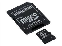 KINGSTON 16GB MICROSD SDC416GB