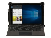 MobileDemand - Premium Edition - back cover for tablet - rugged - silicone rubber, PC/ABS - for Microsoft Surface Pro 4