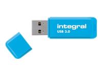 Integral Europe Cl�s USB INFD64GBNEONB3.0