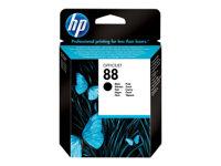 HP Cartucho de tinta Negro (nº88) 228mlC9385AE