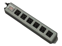 Tripp Lite Waber-by-Tripp Lite Power Strip UL24RA-15