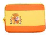 URBAN FACTORY  Neopren Flag Sleeve SpainFLG09UF