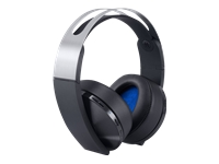 Sony Platinum Wireless Headset Headset på øret trådløs radio