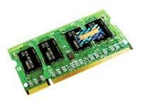 Transcend, paměť / 256MB / 667MHz / DDR2 / nonECC / CL5 (5-5-5)