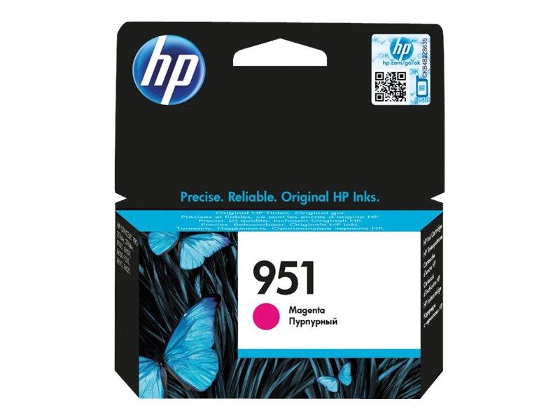 HP 951 - magenta - originale - cartouche d'encre
