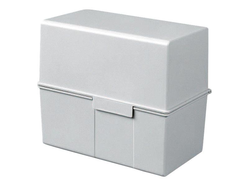 HAN - Boîte à fiches - A6 - pour 300 cartes - disponible en différents coloris
