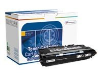 Image of Dataproducts - black - remanufactured - toner cartridge ( replaces HP Q2670A )