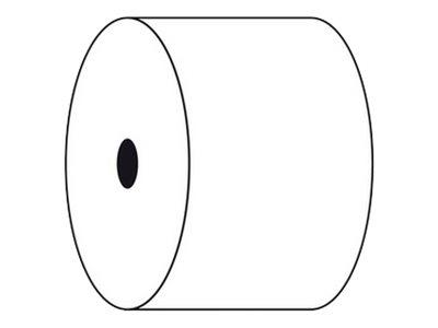 Exacompta - 10 Bobines papier thermique - Rouleau de 44 x 70 x 12 mm - 60 m
