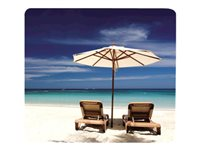 FELLOWES  Recycled Mouse Pad Beach5909501