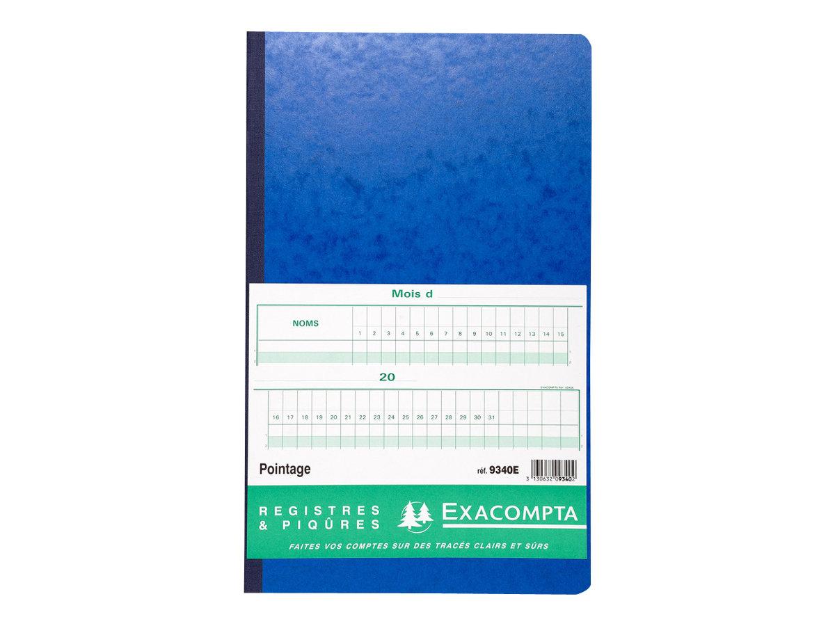 Exacompta - carnet de scores