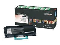 Lexmark - noir - originale - cartouche de toner - LRP