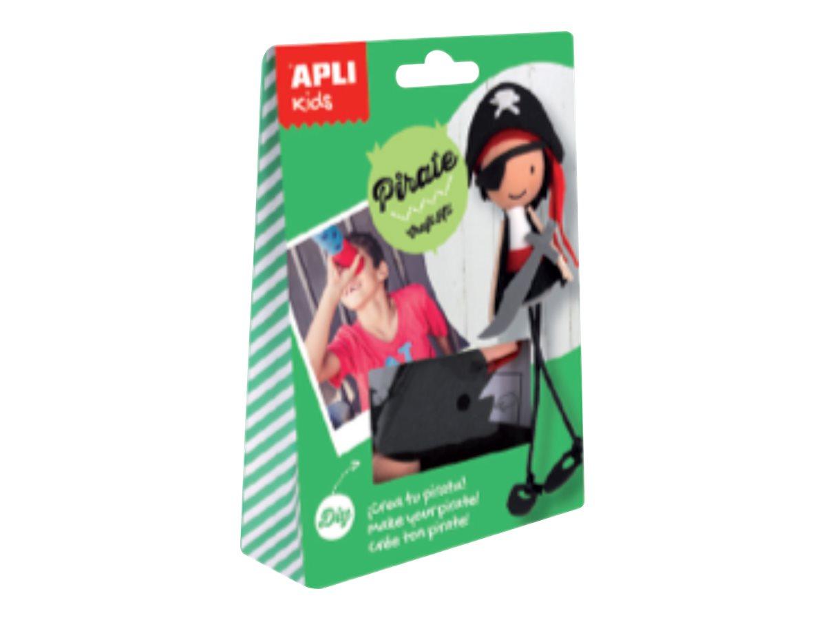 APLI kids - Kit de bricolage Pirate