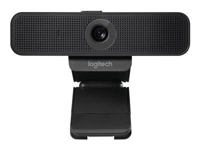 Logitech Webcam C925e - Webová kamera - barevný - 1920 x 1080 - audio - USB 2.0 - H.264