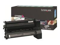 LEXMARK, Toner/Magenta 15000sh f Optra C772/X772e
