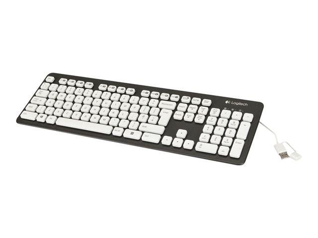 920 004049 Logitech Washable K310 Keyboard Uk Currys Pc World Business