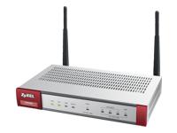 ZyXEL USG40W - UTM Bundle - dispositif de sécurité