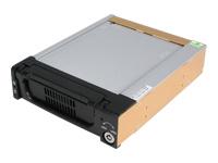 """StarTech.com Rack Amovible Robuste en Aluminium 5.25"""" avec Ventilateur pour Disque Dur SATA 3.5"""""""