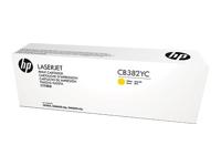 HP Cartouches Laser CB382YC