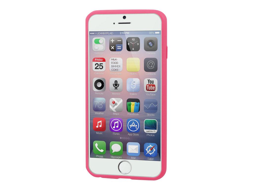 Muvit Customline Myframe - Coque de protection pour iPhone 6 - rose
