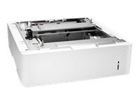 HP - Media tray / feeder - 550 sheets in 1 tray(s) - for Security Printer M607N, M608N, M608n with One (1) Locking Tray