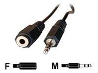 MCL Samar rallonge de câble audio - 5 m