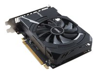 MSI GTX 1050 AERO ITX 2G OC - Tarjeta gráfica - NVIDIA GeForce GTX 1050