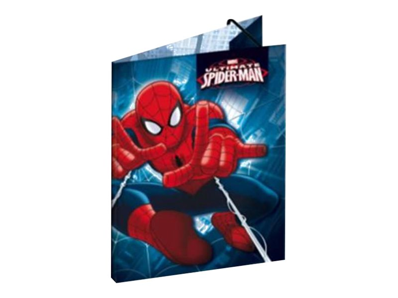 ALPA Spiderman New York - classeur à attaches