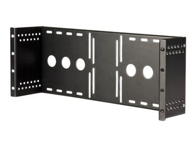 """StarTech.com """"Bracket Soporte Montura para Monitores VESA LCD en Rack Armario de 19"""""""" Pulgadas """""""
