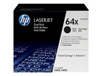 HP Cartouches Laser CC364XD